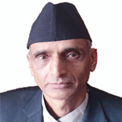 Mr. Ramchandra Poudel