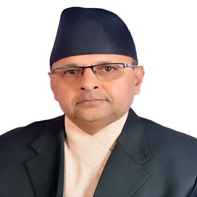 Mr. Vinod Kumar Pokhrel