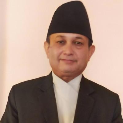 Mr. Dev Kumar Giri