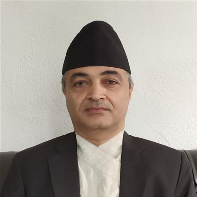Mr. Surya Prasad Parajuli