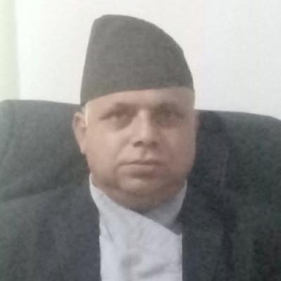 Mr. Kishor Ghimire