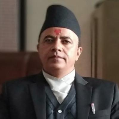 Mr. Shishirraj Dhakal