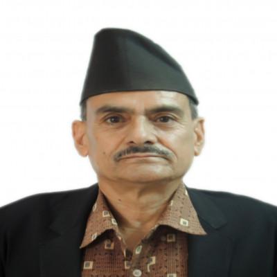 Mr. Dhruv Kumar Shah