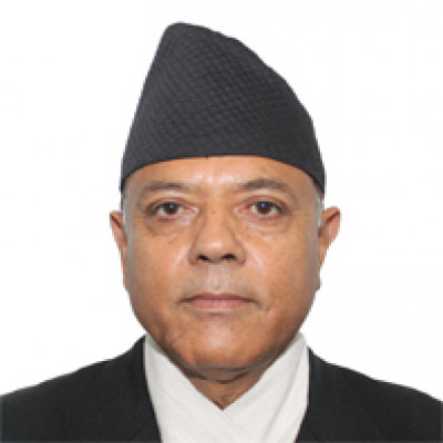 Honorable Mr. Deepak Karki Justice