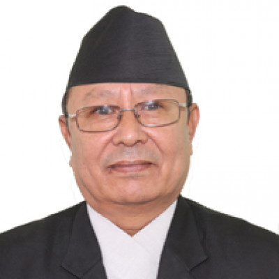 Honorable Mr. Bam Kumar Shrestha  Justice