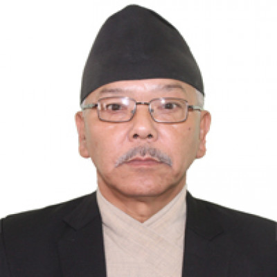 Honorable Mr. Tanka Bahadur Moktan Justice