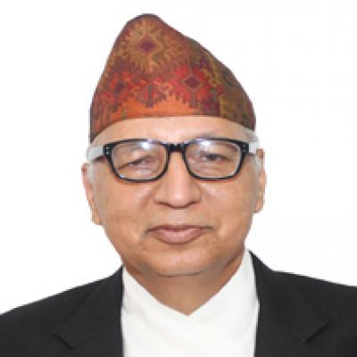 Honourable Dr. Ananda Mohan Bhattarai Justice