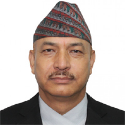 Honorable Mr. Bishowambhar Prasad Shrestha Justice