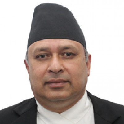 Honorable Mr. Hari Krishna Karki Justice