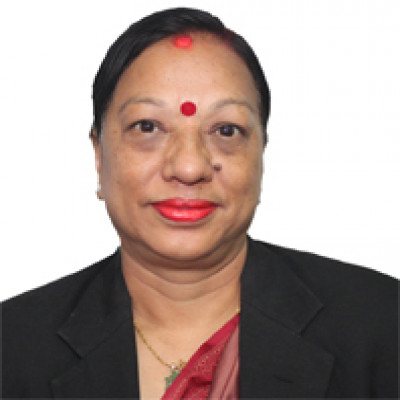 Honorable Mrs. Meera Khadka Justice