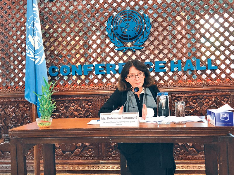 Special rapporteur: Nirmala murder is a test case for Nepal