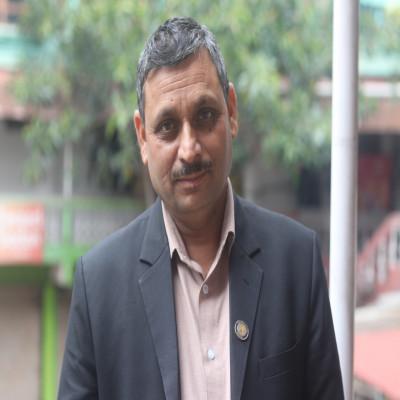 Advocate Mr. Baburam Bhattarai