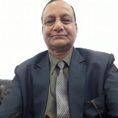 Advocate Mr. Binay Raj Pandey