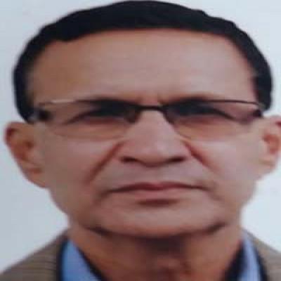 Sr. Advocate Mr. Borna Bahadur Karki