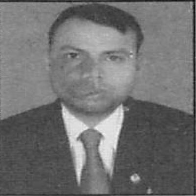 Advocate Mr. Chiranjibi Belbashe
