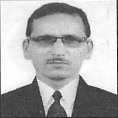 Advocate Mr. Dal Bahadur Bohora