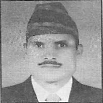 Advocate Mr. Dirgaraj Adhikari
