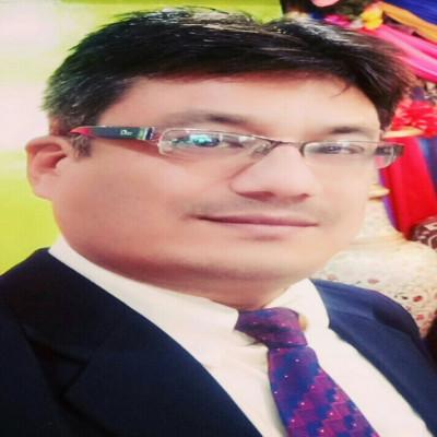 Advocate Mr. Ghanendra Bahadur Shrestha