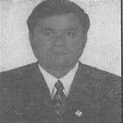 Advocate Mr. Janak Bahadur Shahi
