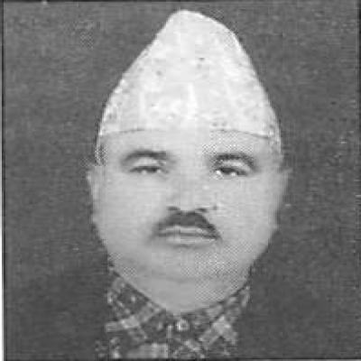 Advocate Mr. Jibnarayan Poudel