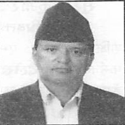 Advocate Mr. Khanga Bahadur Sijapati