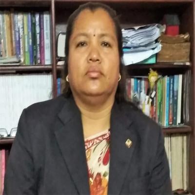 Advocate Krishna Maya bhujel