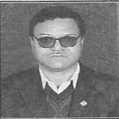 Advocate Mr. Krishna Bahadur Hamal