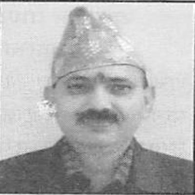 Advocate Mr. Mahendra Prasad Pandey