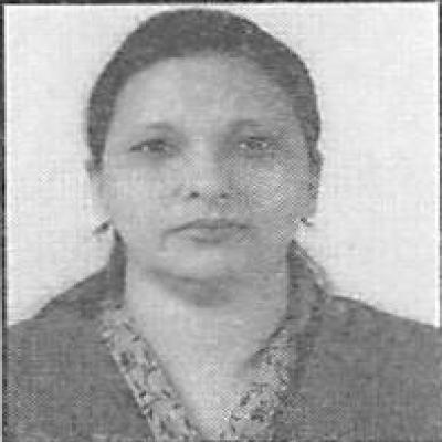 Advocate Mrs. Meena Kumari Parajuli