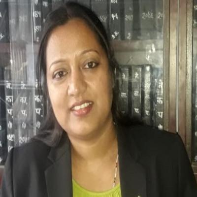 Advocate Muna Raut Dhakal