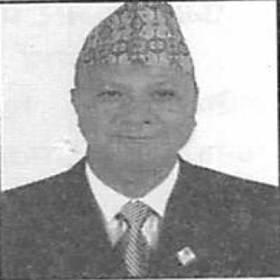 Advocate Mr. Prahlad Bahadur Karki