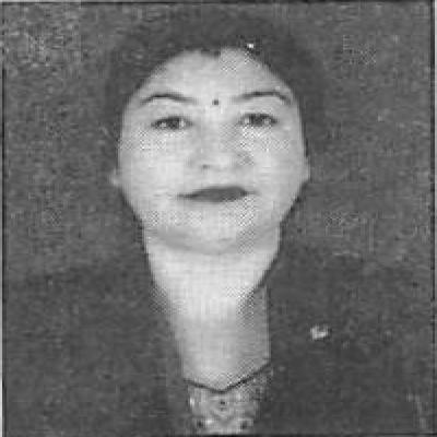 Advocate Mrs. Tripureswori Bhatt