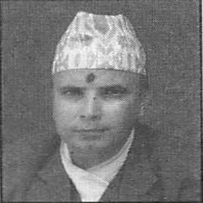 Advocate Mr. Uttam Prasad Acharya
