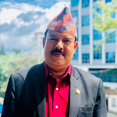 Advocate Mr. Yogendra Bahadur Adhikari